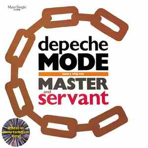 Depeche Mode - Master And Servant (Slavery Whip Mix) download flac