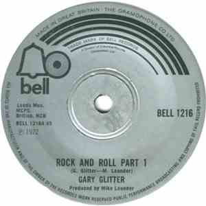 Gary Glitter - Rock And Roll Part 1 & 2 download flac