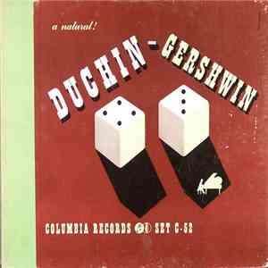 Eddy Duchin - Eddy Duchin Plays The Music Of George Gershwin download flac