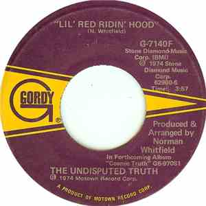 Undisputed Truth, The - Lil' Red Riding Hood download flac