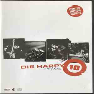 Die Happy - Live & Alive download flac