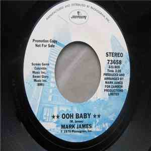 Mark James  - Ooh Baby / Let Me Down Easy download flac