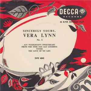 Vera Lynn - Sincerely Yours, Vera Lynn No.1 download flac