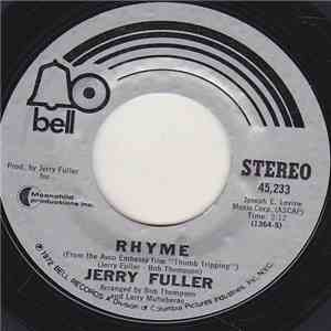 Jerry Fuller - Rhyme / Living Room download flac
