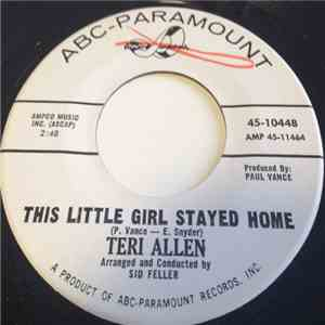 Teri Allen - This Little Girl Stayed Home download flac