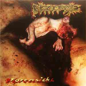 Disgorge  - Forensick download flac