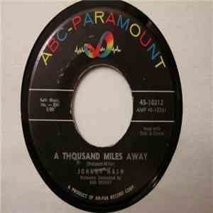 Johnny Nash A Thousand Miles Away I Need Someone To Stand By Me Flac Album Download