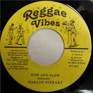 Marlon Stewart - Nice And Slow (Adapted) download flac