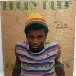 Lucky Dube - Rastas Never Dies download flac
