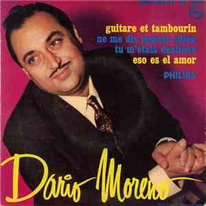 Dario Moreno - Guitare Et Tambourin download flac
