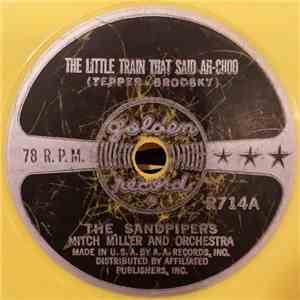 The Sandpipers  - The Little Train That Said Ah-Choo / Choo Choo Train download flac