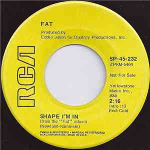 Fat  - Shape I'm In download flac