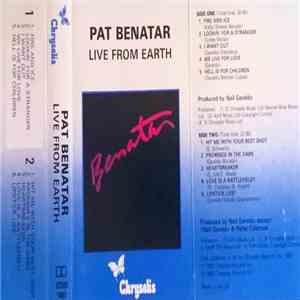 Pat Benatar - Live From Earth download flac