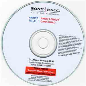 Annie Lennox - Dark Road download flac