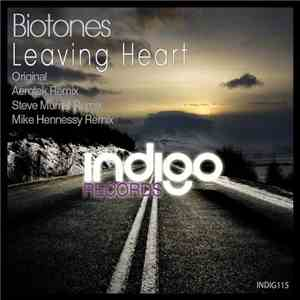 Biotones - Leaving Heart download flac