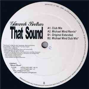 Glamrock Brothers - That Sound download flac