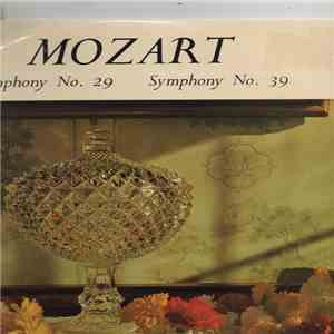 Mozart, Sinfonia Of London, Colin Davis - Symphonies Nos.29&39 download flac