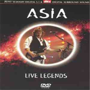 Asia  - Live Legends download flac