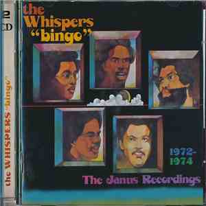 The Whispers - Bingo: The Janus Recordings 1972-1974 download flac