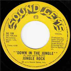 Jungle Rock  - Down In The Jungle download flac