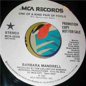 Barbara Mandrell - One Of A Kind Pair Of Fools download flac
