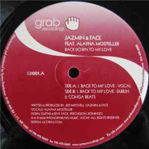 Jazmin & Face - Back Down To My Love download flac