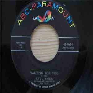 Paul Anka - Waiting For You / Faibles Femmes download flac