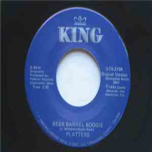 Platters / The Dominoes - Beer Barrel Boogie / Give Me You download flac