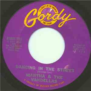 Martha & The Vandellas - Dancing In The Street / There He Is (At My Door) download flac