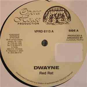 Red Rat / Tony Curtis & Ghost  - Dwayne / Wine download flac