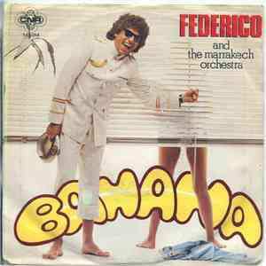 Federico and The Marrakech Orchestra - Banana download flac