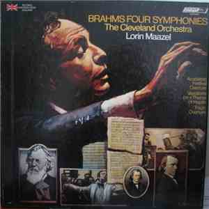 The Cleveland Orchestra, Lorin Maazel - Brahms Four Symphonies download flac
