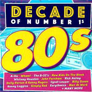 Various - Decade Of Number 1s 80s download flac