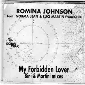 Romina Johnson - My Forbidden Lover download flac