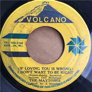 The Maytones, G.G. Allstars - (If Loving You Is Wrong) I Don't Want To Be Right download flac