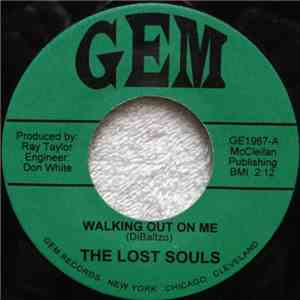 The Lost Souls  - Walking Out On Me download flac