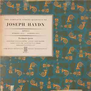 Joseph Haydn, The Schneider Quartet - The Complete String Quartets Of Joseph Haydn. Opus 1, Number 4 In G, Number 6 In C download flac